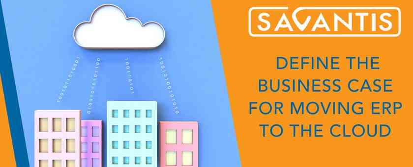 ERP to the cloud