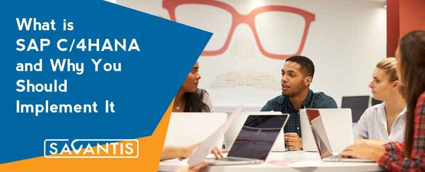 SAP C/4HANA Implementation